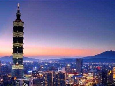 台湾宝岛的著名景点