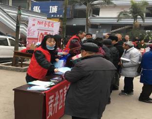龙潭司法所开展农民工